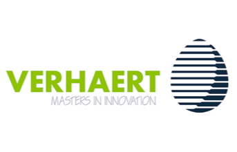 Verhaert New Products & Services Logo