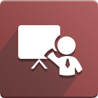Odoo e-learning icon